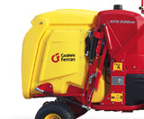 Hopper capacity increased from 300 to 480 litres. An extra 180 litres for even better stowage quality.